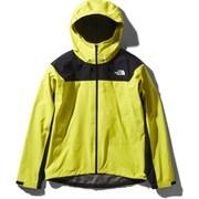 クライムライトジャケット Climb Light Jacket NP11503 (LK)TNFレモン×ブラック XLサイズ [アウトドア レインジャケット メンズ]