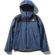 クライムライトジャケット Climb Light Jacket NP11503 (SU)シェイディーブルー×アーバンネイビー Sサイズ [アウトドア レインジャケット メンズ]