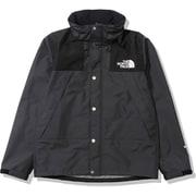 マウンテンレインテックスジャケット Mountain Raintex Jacket NP11914 (AG)アスファルトグレー XXLサイズ [アウトドア ジャケット メンズ]