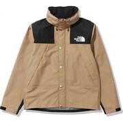 マウンテンレインテックスジャケット Mountain Raintex Jacket NP11914 (KT)ケルプタン Sサイズ [アウトドア ジャケット メンズ]