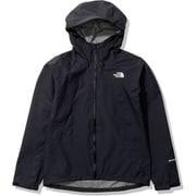 クライムライトジャケット Climb Light Jacket NP12003 (K)ブラック Mサイズ [アウトドア レインジャケット メンズ]