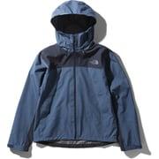 クライムライトジャケット Climb Light Jacket NPW11503 (SU)シェイディーブルー×アーバンネイビー Sサイズ [アウトドア ジャケット レディース]
