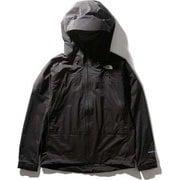 FLスーパーヘイズジャケット FL Super Haze Jacket NP12011 ブラック(K) XLサイズ [アウトドア レインジャケット メンズ]
