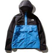 FL ドリズルジャケット FL Drizzle Jacket NP12014 (CK)クリアレイクブルー×ブラック Lサイズ [アウトドア レインジャケット メンズ]