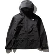 FL ドリズルジャケット FL Drizzle Jacket NP12014 (K)ブラック Lサイズ [アウトドア レインジャケット メンズ]