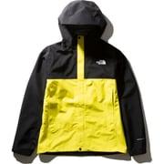 FL ドリズルジャケット FL Drizzle Jacket NP12014 (LK)TNFレモン×ブラック Mサイズ [アウトドア レインジャケット メンズ]