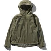 ベンチャージャケット Venture Jacket NPW11536 (BO)バーントオリーブ2 Lサイズ [アウトドア レインジャケット レディース]