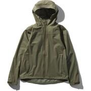 ベンチャージャケット Venture Jacket NPW11536 (BO)バーントオリーブ2 XLサイズ [アウトドア レインジャケット レディース]