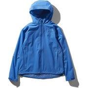 ベンチャージャケット Venture Jacket NPW11536 (CB)クリアレイクブルー Mサイズ [アウトドア レインジャケット レディース]