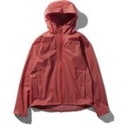 ベンチャージャケット Venture Jacket NPW11536 (SR)サンベイクドレッド Lサイズ [アウトドア レインジャケット レディース]