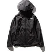 FL スーパーヘイズジャケット NPW12011 K Sサイズ [アウトドア レインジャケット レディース]