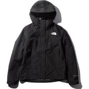FL ドリズルジャケット FL Drizzle Jacket NPW12014 (K)ブラック Sサイズ [アウトドア レインジャケット レディース]