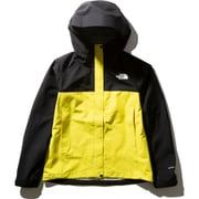 FL ドリズルジャケット FL Drizzle Jacket NPW12014 (LK)TNFレモン×ブラック Mサイズ [アウトドア レインジャケット レディース]