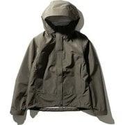 FL ドリズルジャケット FL Drizzle Jacket NPW12014 (NT)ニュートープ XLサイズ [アウトドア レインジャケット レディース]