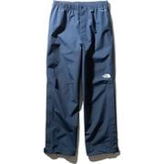 FL ドリズルパンツ FL Drizzle pants NP12015 (BT)ブルーウィングティール Lサイズ [アウトドア レインパンツ メンズ]