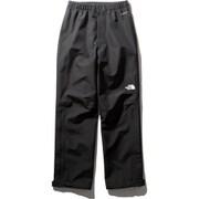 FL ドリズルパンツ FL Drizzle pants NPW12015 (K)ブラック Mサイズ [アウトドア レインパンツ レディース]