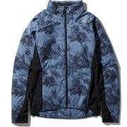 ベントリックストレイルジャケット VENTRIX Trail Jacket NY81970 バッキーバレーネイビー(VN) WSサイズ [アウトドア 中綿ウェア レディース]