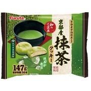 京都産抹茶クッキー 147g