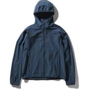 マウンテンソフトシェルフーディ Mountain Softshell Hoodie NPW21703 (BT)ブルーウィングティール Lサイズ [アウトドア ジャケット レディース]