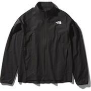 エイペックスライトジャケット APEX LIGHT JACKET NP22080 (K)ブラック Lサイズ [アウトドア ジャケット メンズ]