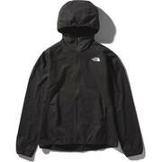 エイペックスライトフーディ APEX Light Hoodie NPW22080 (K)ブラック Lサイズ [アウトドア ジャケット レディース]