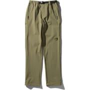 バーブパンツ Verb pants NBW31605 BG Mサイズ [アウトドア パンツ レディース]