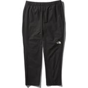 エイペックスライトロングパンツ APEX Light Long pants NBW32080 (K)ブラック Sサイズ [ジャージ ボトム レディース]