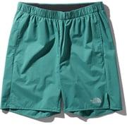 スワローテイルベントハーフパンツ Swallowtail Vent Half pants NB41877 ファンファーレグリーン(FF) Mサイズ [ランニングパンツ メンズ]