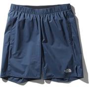 スワローテイルベントハーフパンツ Swallowtail Vent Half pants NB41877 シェイディーブルー(SB) XLサイズ [ランニングパンツ メンズ]