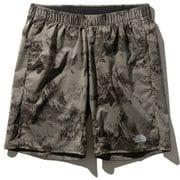 ノベルティースワローテイルベントハーフパンツ Novelty Swallowtail Vent Half pants NB41887 バッキーバレーカーキ(VK) Mサイズ [アウトドア パンツ メンズ]