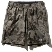 ノベルティースワローテイルベントハーフパンツ Novelty Swallowtail Vent Half pants NB41887 バッキーバレーカーキ(VK) XLサイズ [アウトドア パンツ メンズ]