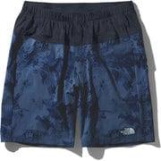 ノベルティーフレキシブルショーツ Novelty Flexible Shorts NB42083 (VN)バッキーバレーネイビー Lサイズ [アウトドア ショートパンツ メンズ]