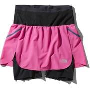 フライウェイトレーシングスカート Flyweight Racing Skirt NBW41978 (MP)ミスターピンク Mサイズ [インナー付きランニングスカート レディース]