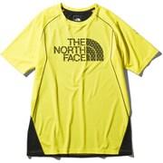 ショートスリーブベターザンネイキッドクルー S/S Better Than Naked Crew NT61971 TNFレモン(TL) Mサイズ [アウトドア カットソー メンズ]