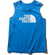 スリーブレスベターザンネイキッドクルー S/L Better Than Naked Crew NTW12078 クリアレイクブルー(CB) Mサイズ [ランニングシャツ レディース]