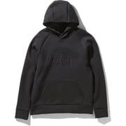 テックエアスウェットフーディ Tech Air Sweat Hoodie NT12085 (K)ブラック Mサイズ [アウトドア スウェット メンズ]