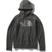 カラーヘザードスウェットフーディ Color Heathered Sweat Hoodie NT12088 (K)ブラック Lサイズ [アウトドア スウェットフーディ メンズ]