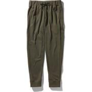 カラーヘザードスウェットロングパンツ Color Heathered Sweat Long pants NB81696 (NP)ニュートープ2 XLサイズ [アウトドア スウェットパンツ メンズ]