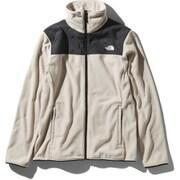 マウンテンバーサマイクロジャケット Mountain Versa Micro Jacket NLW71904 OM Sサイズ [アウトドア フリース レディース]