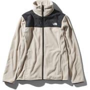 マウンテンバーサマイクロジャケット Mountain Versa Micro Jacket NLW71904 オートミール(OM) Lサイズ [アウトドア フリース レディース]