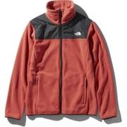 マウンテンバーサマイクロジャケット Mountain Versa Micro Jacket NLW71904 SR Sサイズ [アウトドア フリース レディース]
