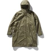 M RAIN COAT NPM12001 BG LXLサイズ [アウトドア ジャケット キッズ]