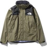 マウンテンレインテックスジャケット Mountain Raintex Jacket NP11935 (BG)バーントオリーブ Lサイズ [アウトドア レインジャケット メンズ]