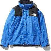 マウンテンレインテックスジャケット Mountain Raintex Jacket NP11935 (CB)クリアレイクブルー Lサイズ [アウトドア レインジャケット メンズ]