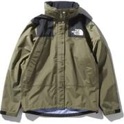 マウンテンレインテックスジャケット Mountain Raintex Jacket NPW11935 (BG)バーントオリーブ Mサイズ [アウトドア レインジャケット レディース]