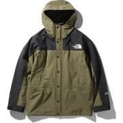 マウンテンライトジャケット Mountain Light Jacket NP11834 (BG)バーントオリーブ Sサイズ [アウトドア ジャケット メンズ]