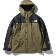 マウンテンライトジャケット Mountain Light Jacket NP11834 (BG)バーントオリーブ Mサイズ [アウトドア ジャケット メンズ]