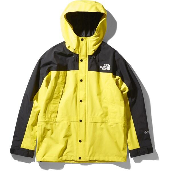 マウンテンライトジャケット Mountain Light Jacket NP11834 (TL)TNFレモン Mサイズ [アウトドア ジャケット メンズ]