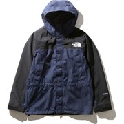 マウンテンライトデニムジャケット Mountain Light Denim Jacket NP12032 (ID)ナイロンインディゴデニム Mサイズ [アウトドア ジャケット メンズ]