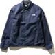 GTXデニムコーチジャケット GTX Denim Coach Jacket NP12042 (ID)ナイロンインディゴデニム XLサイズ [アウトドア ジャケット メンズ]